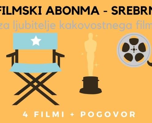 FILMSKI ABONMA - SREBRNI 1